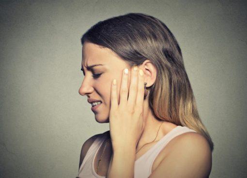 boli ucho