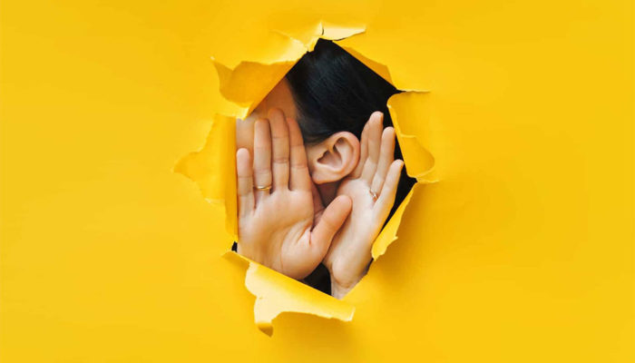 tak działa ucho